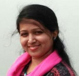 Speaker for plant biology conferences -  Iman Dey