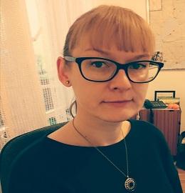 Potential Speaker for plant science conferences - Izabela Sondej