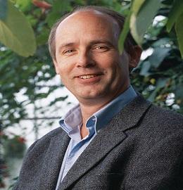 Speaker for plant biology conference - Jeff Bennetzen